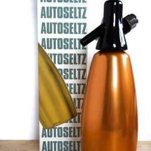 Vintage Seltzer Water Bottle Soda Maker / MCM
